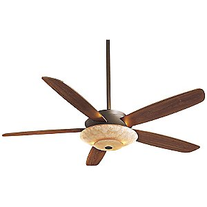 Airus Ceiling Fan with Light by Minka Aire
